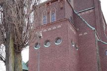 Engelbrektskyrkan, Stockholm, Sweden