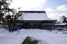 Shinshu Otani-ha Sapporo Betsuin Temple, Sapporo, Japan