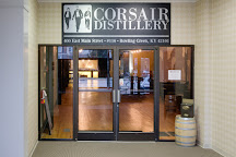 Corsair Artisan Distillery, Bowling Green, United States