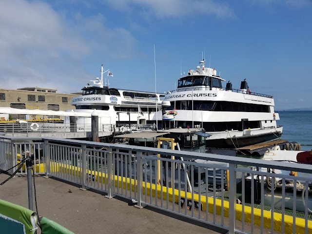 Pier 33 Ferry Terminal