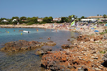 Playa Son Xoriguer, Cala'n Bosch, Spain