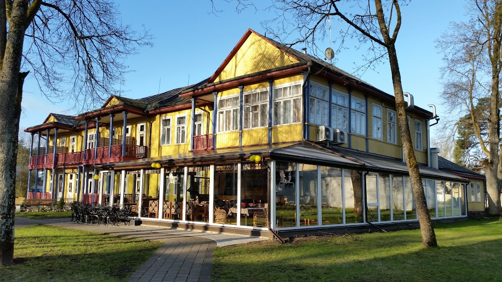 Фото город Друскининкай: Parko vila