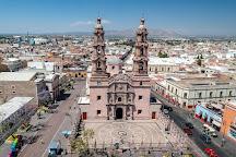 Catedral Basilica de Nuestra Senora de la Asuncion, Aguascalientes, Mexico