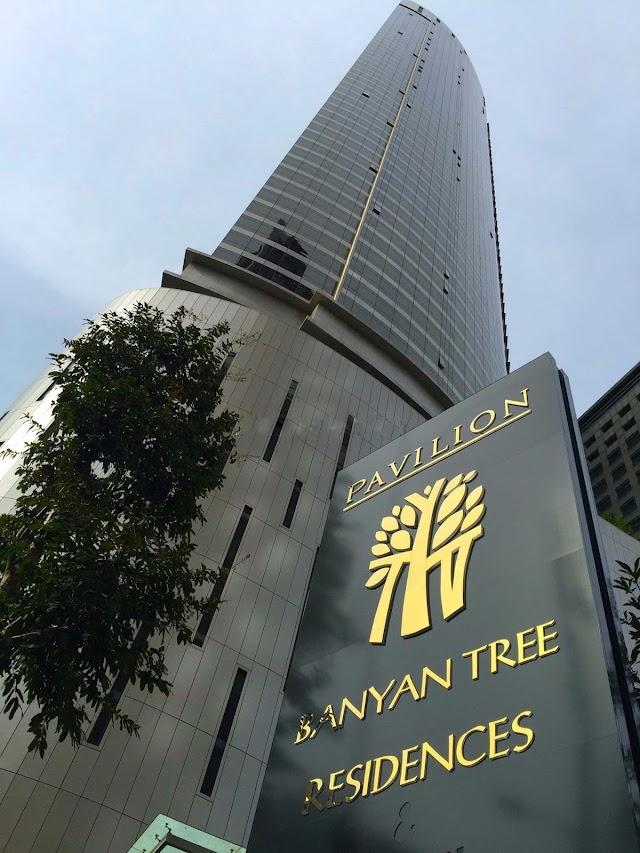 Banyan Tree Residences, Kuala Lumpur