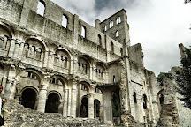 Abbaye de Jumieges, Jumieges, France
