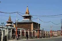 Jama Masjid Mosque, Srinagar, India