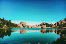 Sylvan Lake, Custer, United States