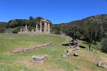 Tempio di Antas, Fluminimaggiore, Italy