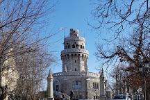 Elizabeth Lookout, Budapest, Hungary