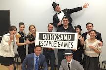 Quicksand Escape Games, San Diego, United States