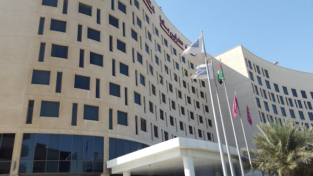 CROWNE PLAZA HOTEL ABU DHABI ABU DHABI UAE