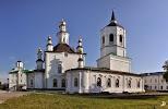 Церковь Иконы Божией Матери Казанская, Советская улица, дом 7 на фото Томска
