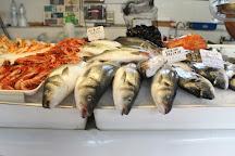 Mercat de Pescados, Mahon, Spain