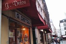G. Detou, Paris, France