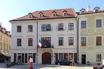Hlavne Namestie, Bratislava, Slovakia