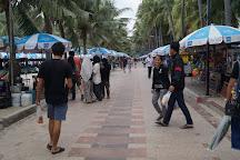 Bang Saen Beach, Chonburi, Thailand
