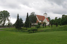 Frogner Kirke, Lier Municipality, Norway