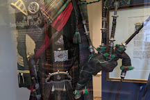 The Highlanders' Museum (Queen's Own Highlanders Collection), Ardersier, United Kingdom