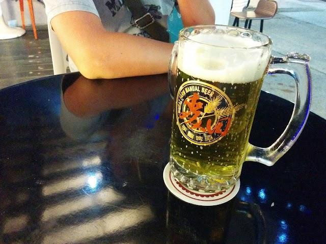 綠島麥田森啤酒泡泡屋