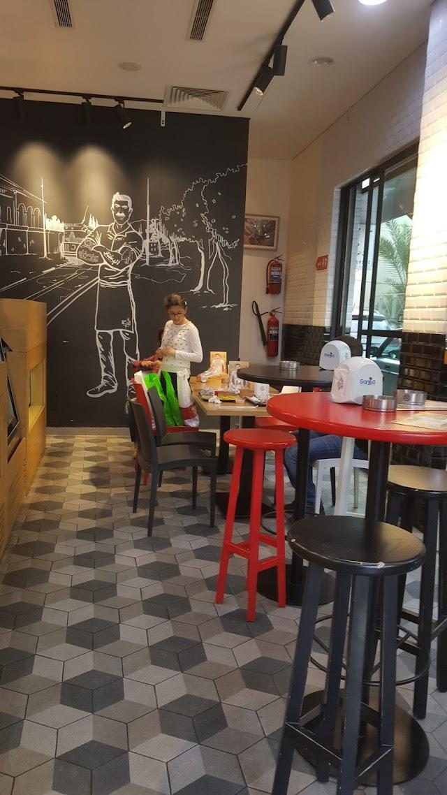 Restaurant Snack Saber
