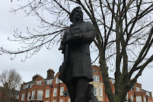 James Abbott McNeill Whistler Statue, London, United Kingdom