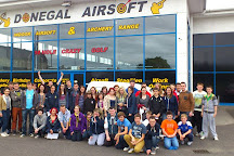 Donegal Airsoft, Newtown Cunningham, Ireland