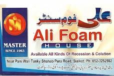 Ali Foam House Sialkot