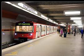 Станция  Nürnberg Hbf