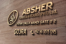 Absher Travels & Tours pvt limited