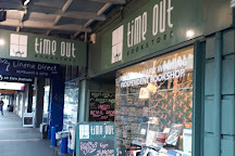 Time Out Bookstore, Auckland, New Zealand