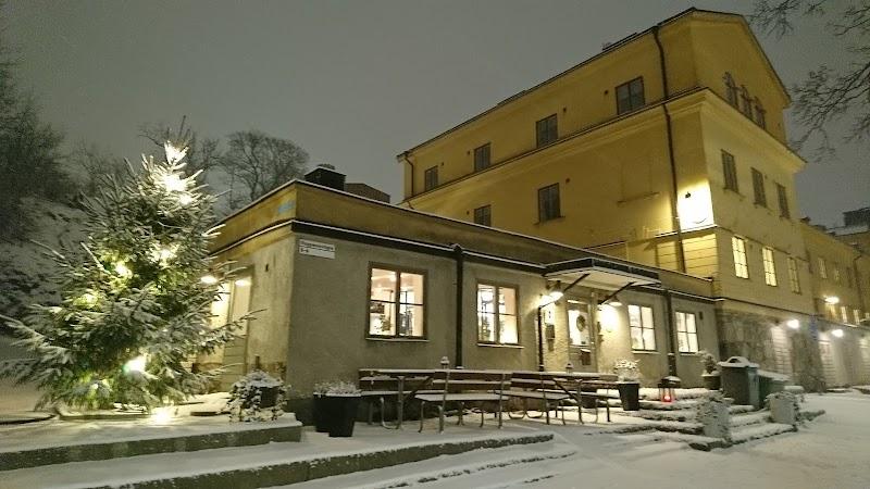 STF af Chapman Hostel