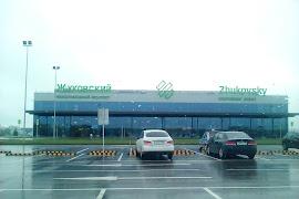 Аэропорт  Zhukovsky ZIA