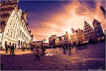 Rynek we Wroclawiu, Wroclaw, Poland