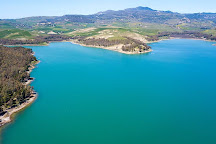 Lago Nicoletti, Enna, Italy