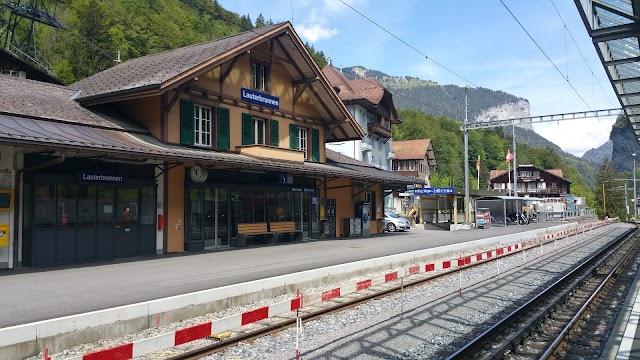 Lauterbrunnen-Kleine Scheidegg