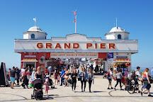 Grand Pier, Weston super Mare, United Kingdom