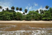 Praia Micondo, Sao Tome, Sao Tome and Principe