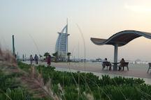 Jumeirah Public Beach, Dubai, United Arab Emirates