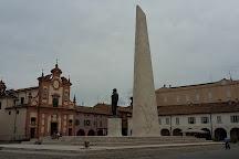 Monumento a Francesco Baracca, Lugo, Italy