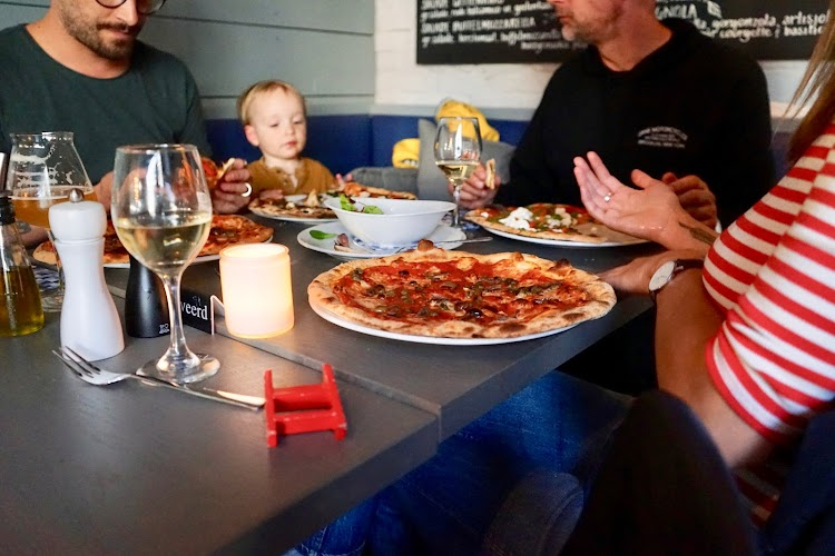 De Pizzabakkers Noord Amsterdam