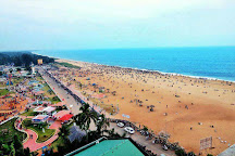 Kollam Beach, Kollam, India