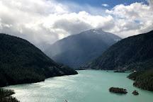 Diablo Dam, North Cascades National Park, United States