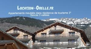 Location Orelle 3 vallées - résidence spa inclus - savoie maurienne