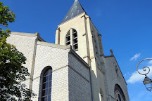 Cathedrale Sainte Genevieve et Saint Maurice, Nanterre, France