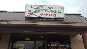 First Capital Finance Co Payday Loans Picture