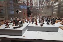 Musee des Plans-Reliefs, Paris, France