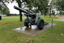 Military Honor Park, South Bend, United States