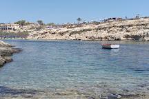 Cala Madonna, Lampedusa, Italy
