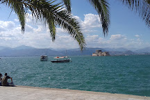 Bourtzi, Nafplio, Greece