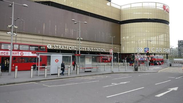 Stratford City Bus Station